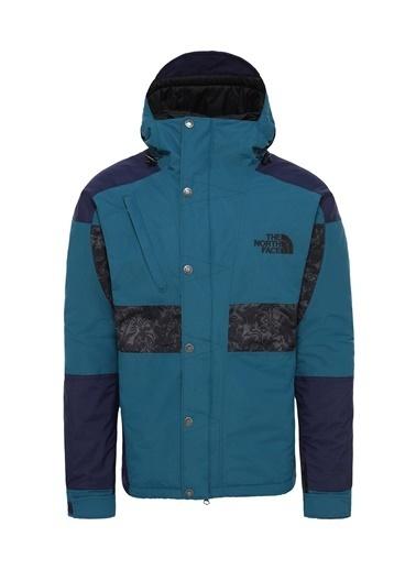 The North Face 94 Rage Wp Syn Insulated Erkek Mont Yeşil Mavi